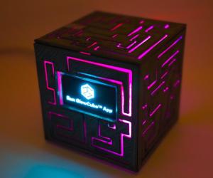 CPU/GPU Monitor Cube