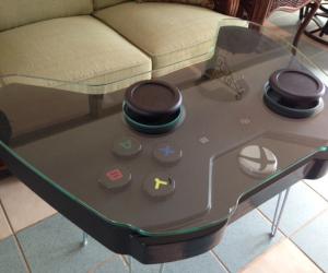 Xbox Controller Coffee Table