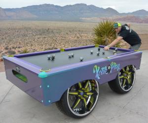 XotikPlay Streets Pool Table