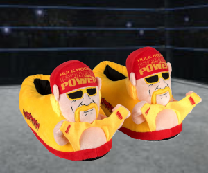 3D Hulk Hogan Slippers