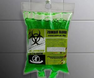 Zombie Blood Shower Gel