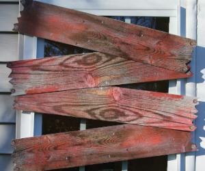 Bloodstained Window Boards
