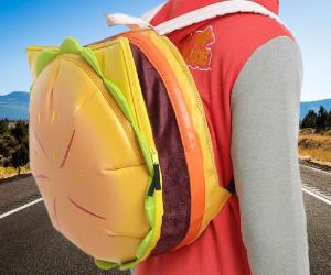 Cheeseburger Backpack