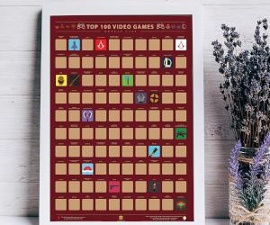 Top 100 Games Bucket List