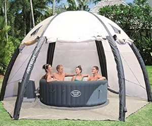 Inflatable Hot Tub Spa Dome