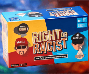 Right or Racist Party Game