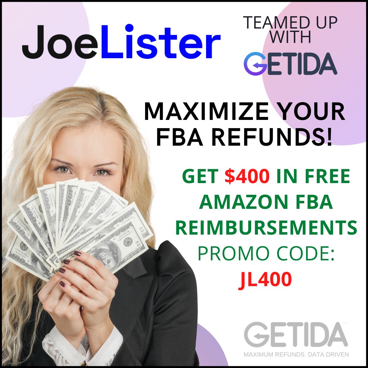 JoeLister & GETIDA Partnership