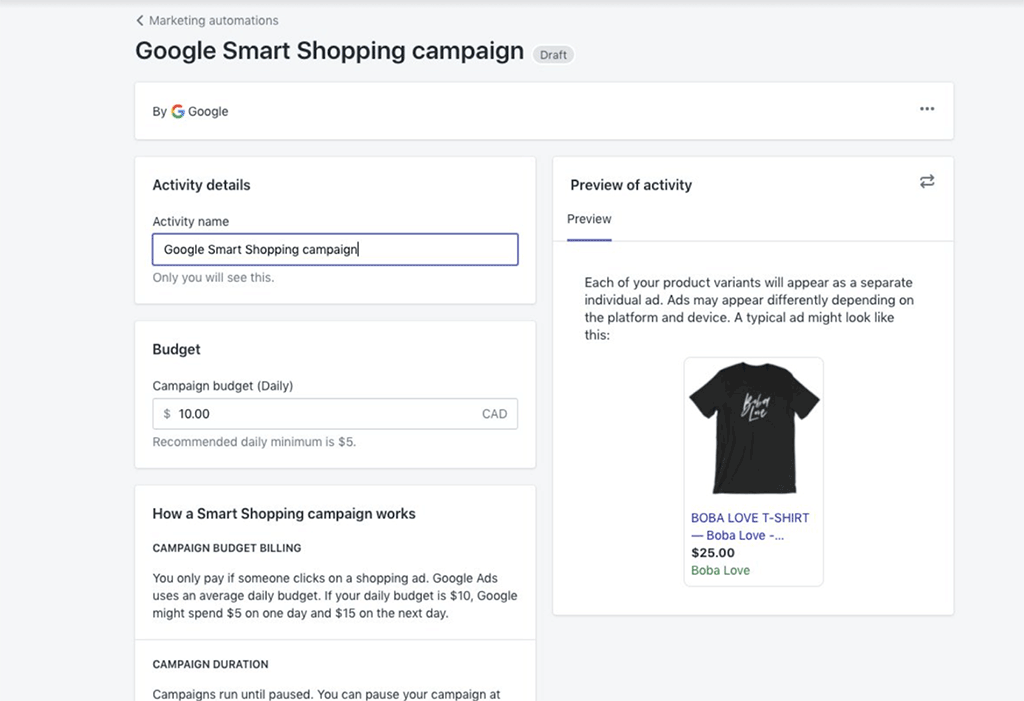 Best Shopify Apps for Sales & Marketing — Google Channel