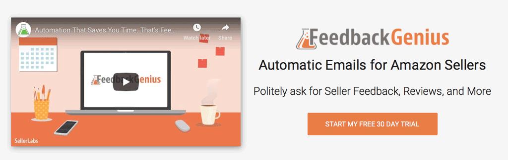 Best Amazon Seller Software & Tools for 2019: Feedback Genius