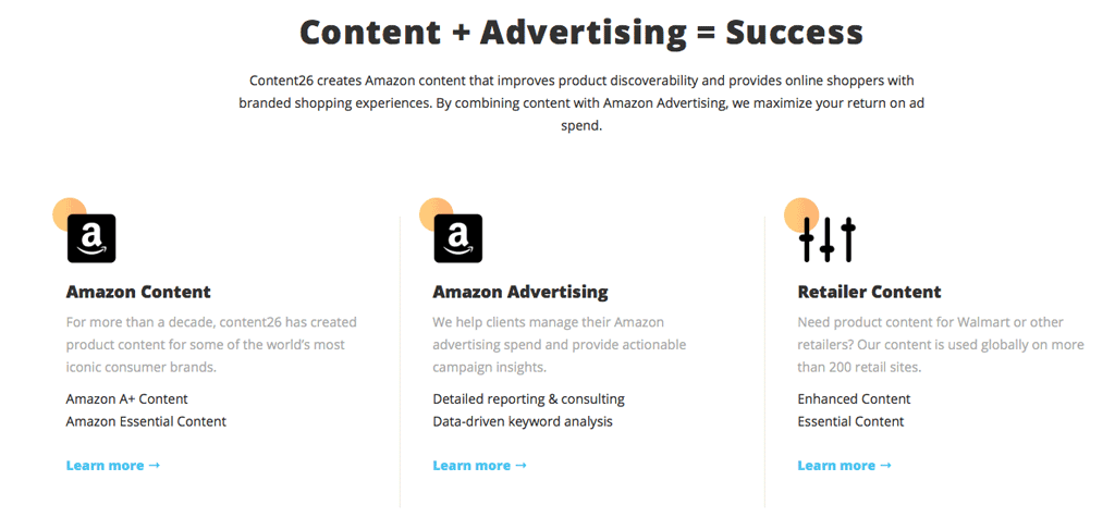 Best Amazon Seller Software & Tools for 2019: Content26