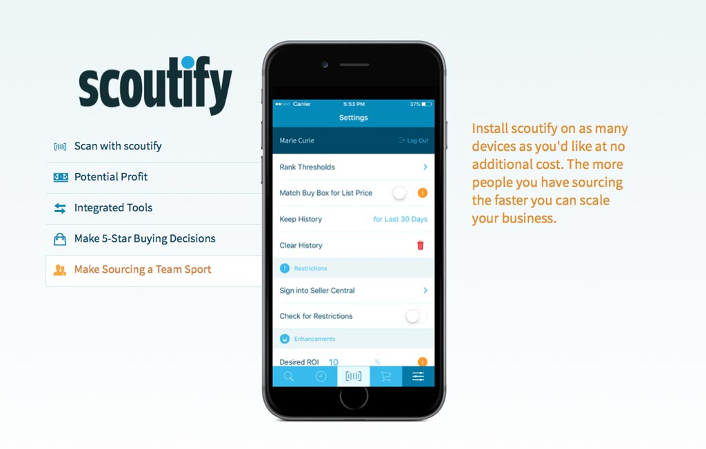 Best Amazon Seller Software & Tools for 2019: Scoutify