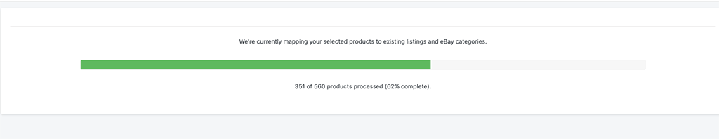 InkFrog takes a very long time to load Amazon inventory