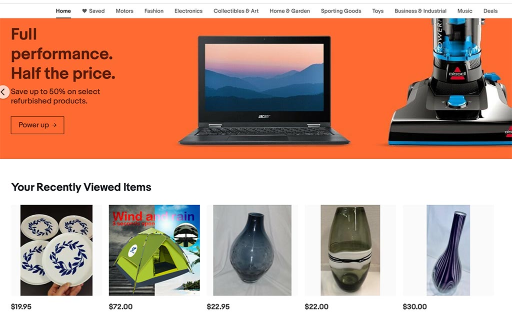 The 7 Best eCommerce Marketplaces for Online Sellers: eBay
