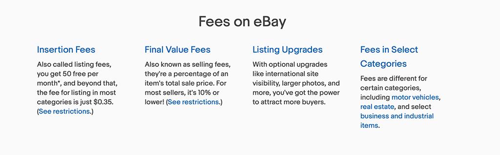 eBay Prices