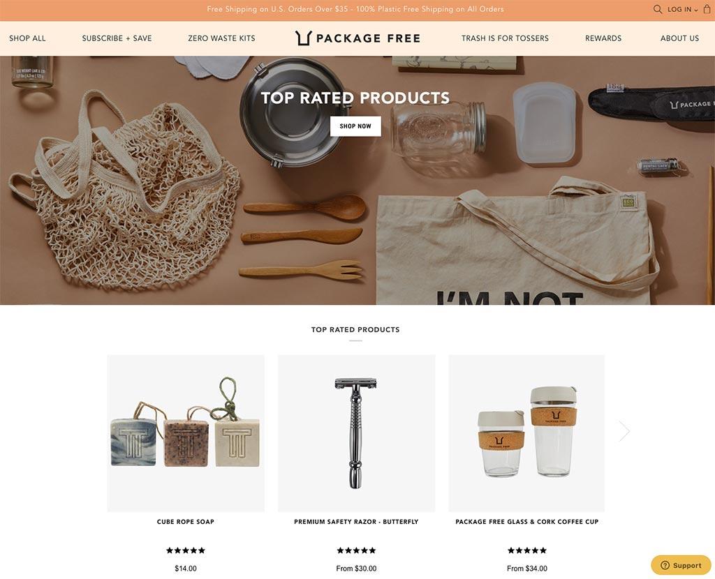 Shopify as Your Amazon Portfolio Example