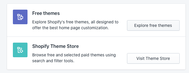 Go with free Shopify theme for starters.
