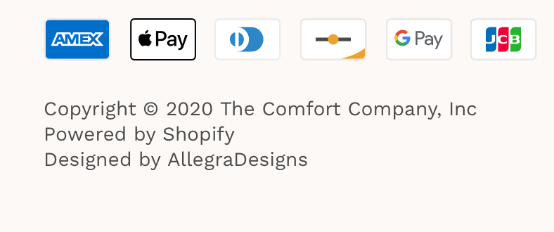 """How Do I Remove """"Powered By Shopify"""" From My Site > Powered by Shopify Example"""