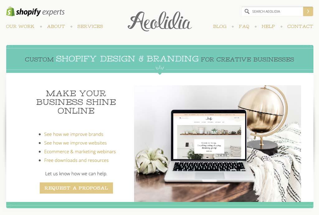 Shopify Design Leader: Arianne Foulks