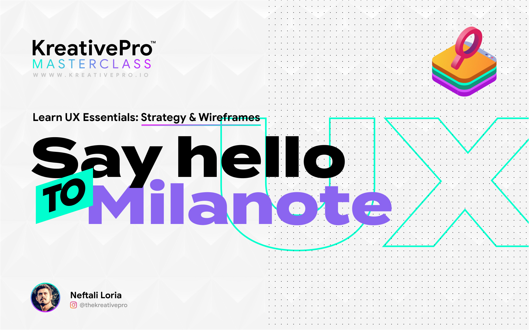 UX 2.5 - Say hello to Milanote