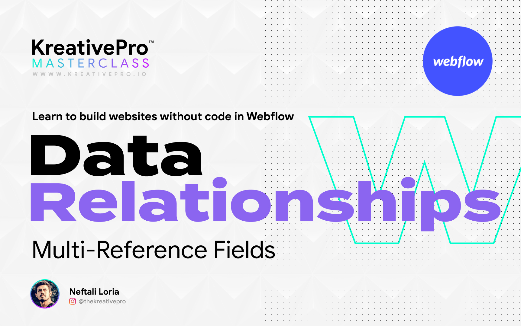 Webflow 6.5 - Data Relationships