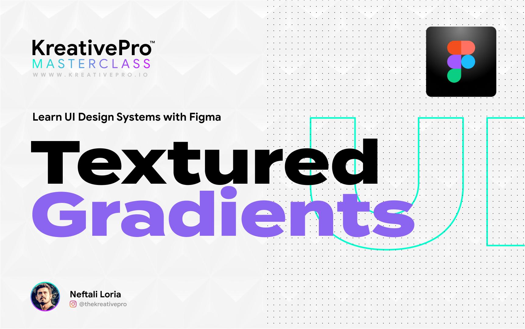 UI 2.4 - Textured Gradients