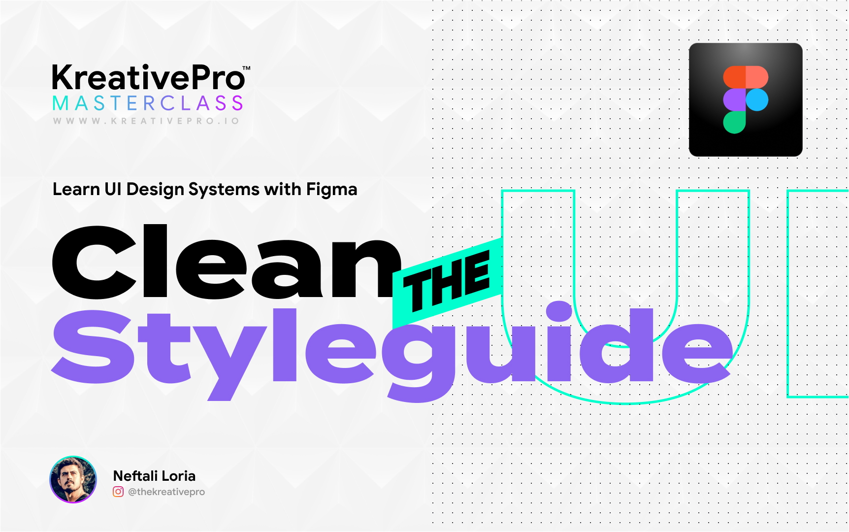 UI 2.6 - Clean the Styleguide