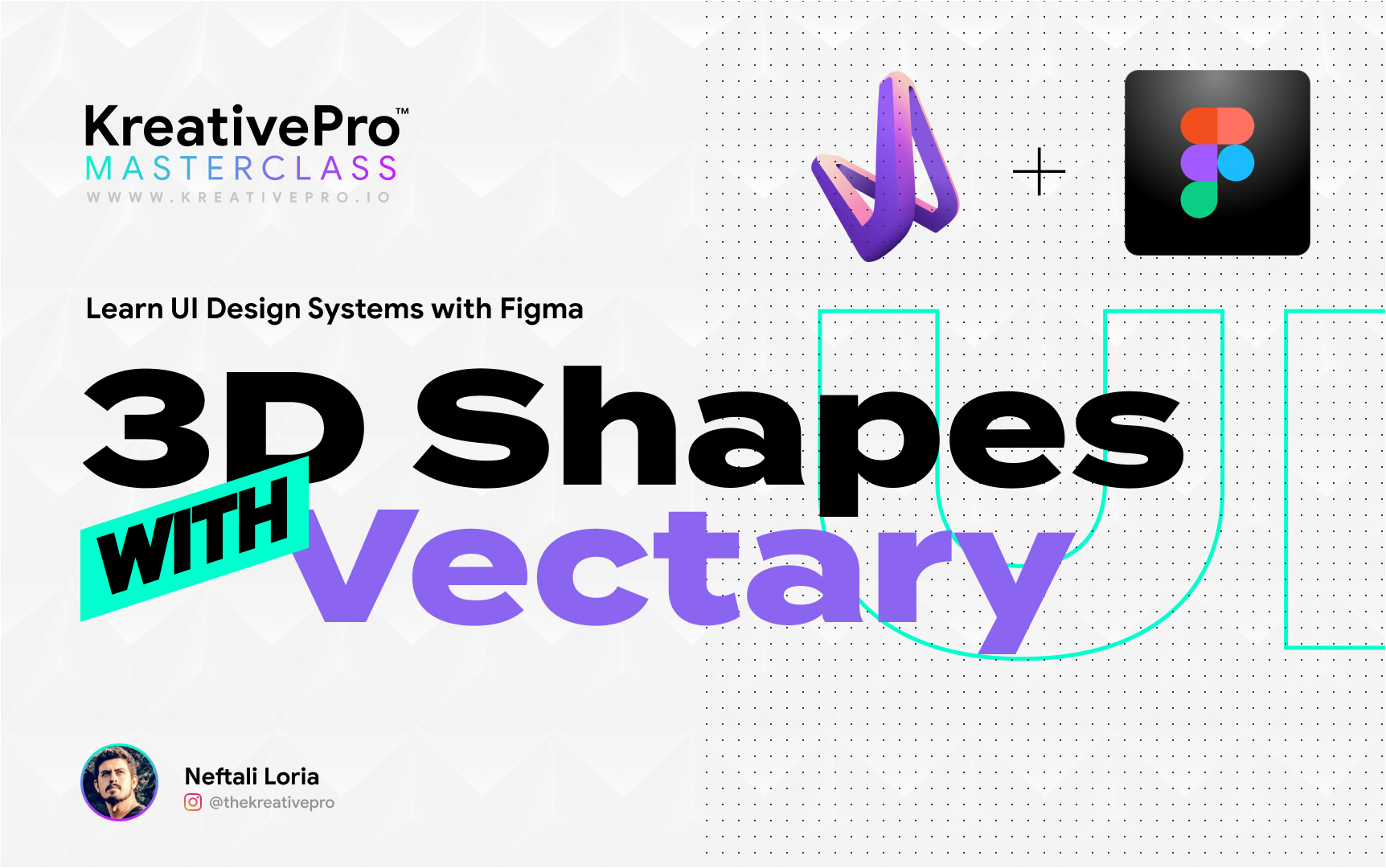UI 2.7 - 3D Shapes with Vectary