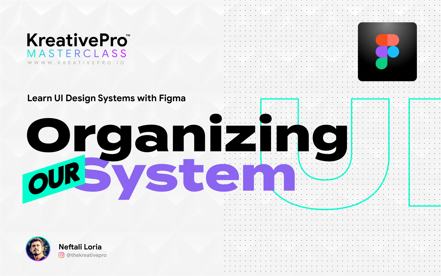 UI 3.9 - Organizing our System