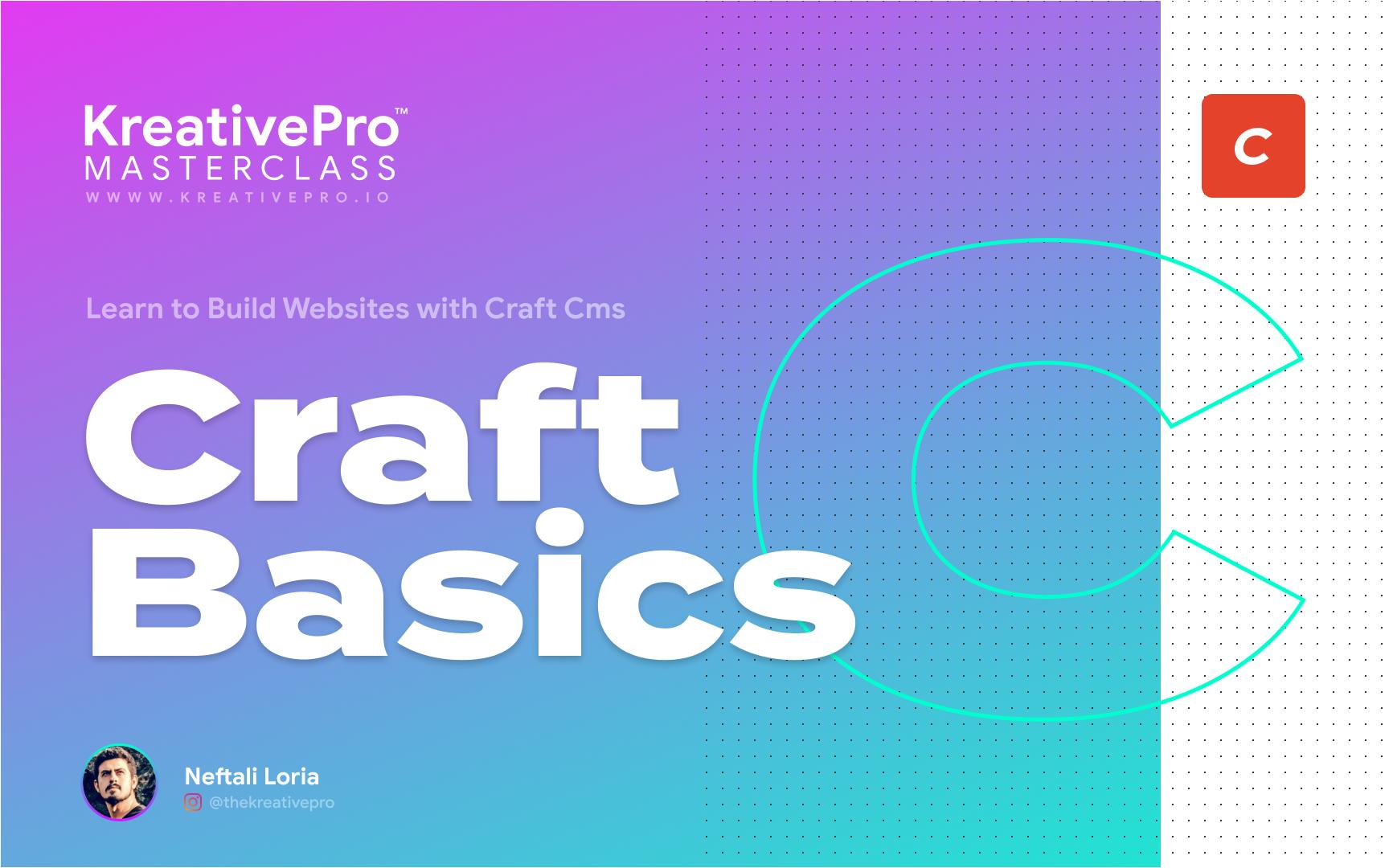 Craft 2.0 - Craft Essentials