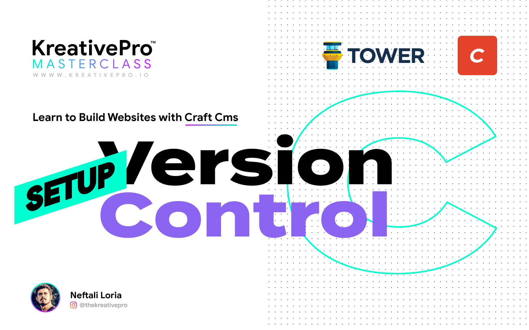 Craft 3.2 - Version Control with Tower