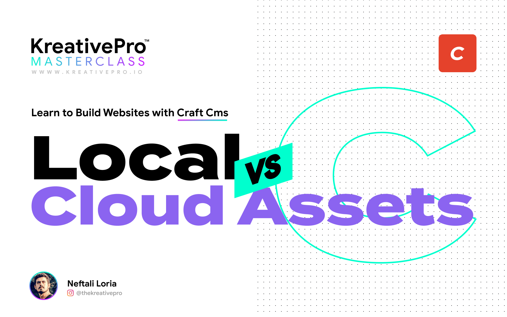 Craft 3.4 - Local vs Cloud Assets