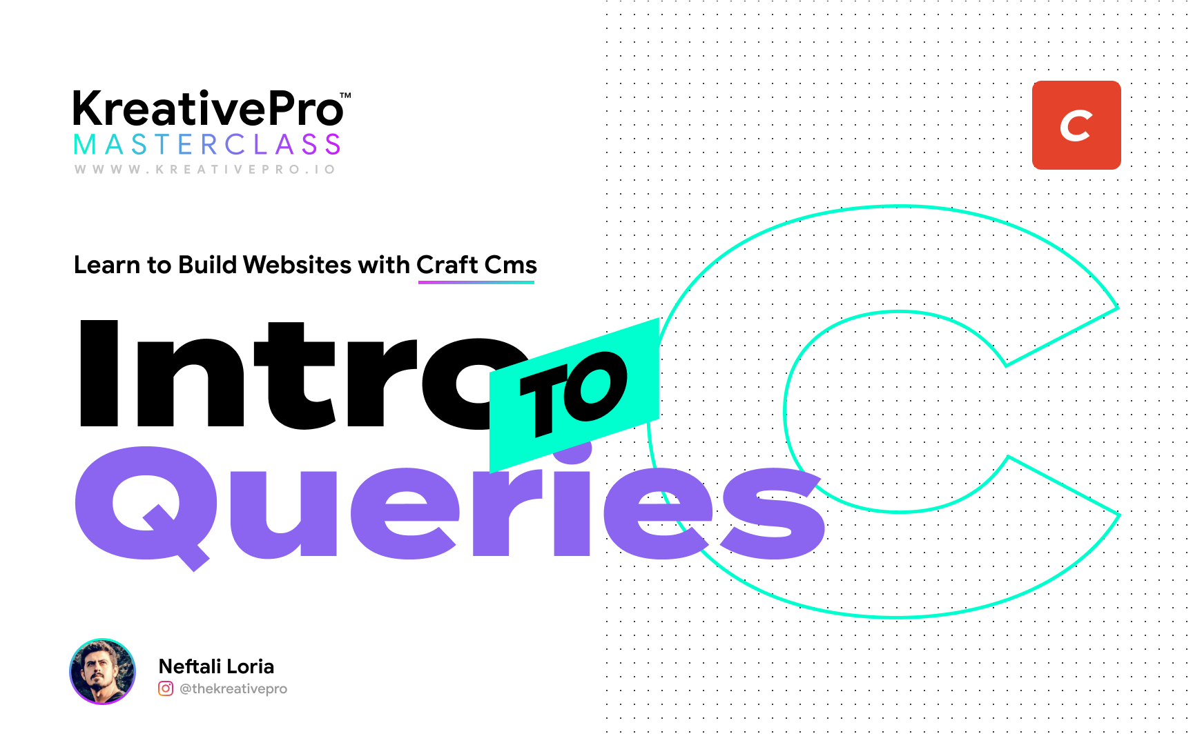 Craft 4.3 - Intro to Queries