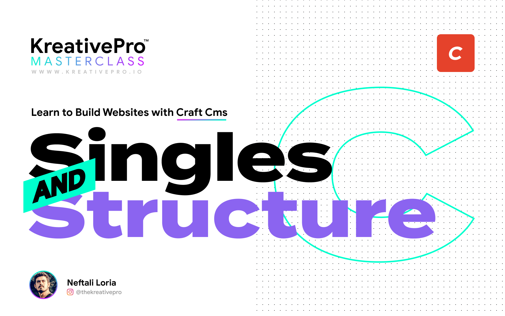 Craft 5.7 - Singles & Structure