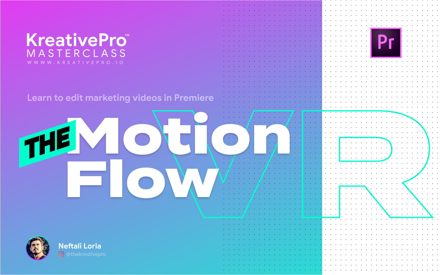 Adobe Premiere 3.0 - The Motion Flow