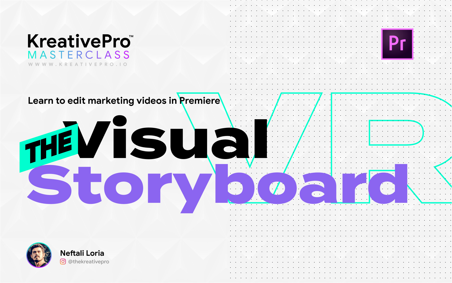 Adobe Premiere 2.3 - Visual Storyboard