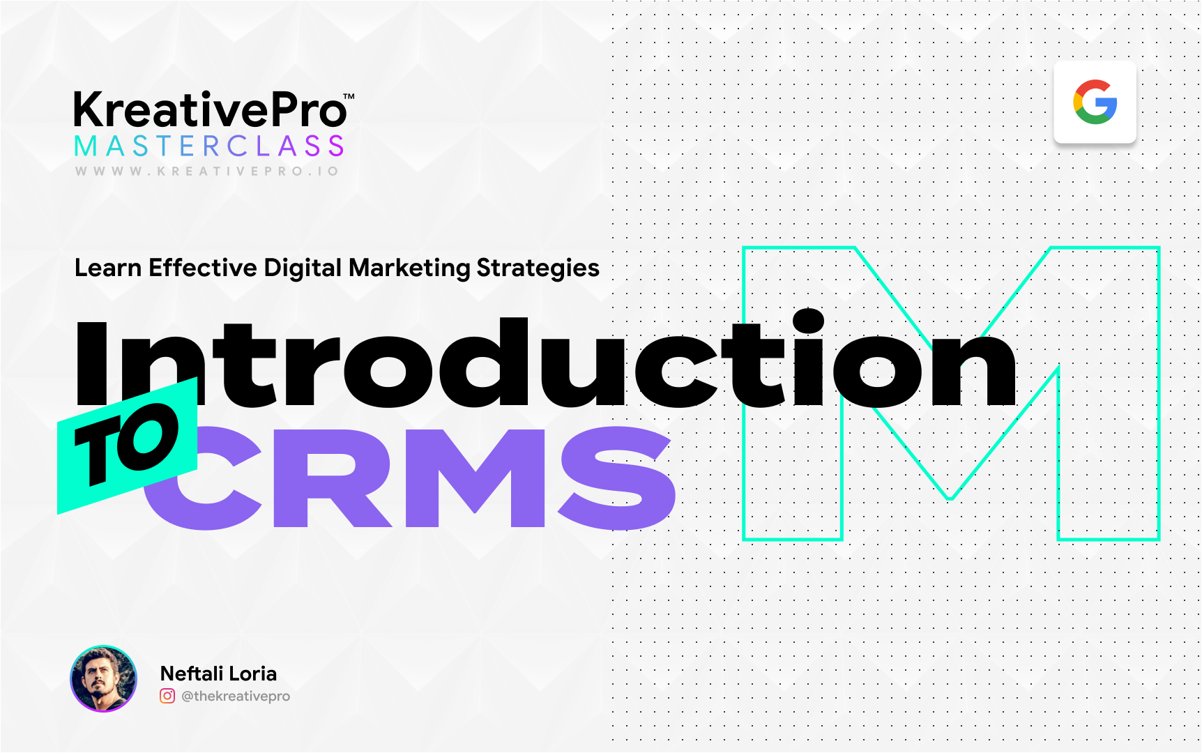 Marketing 2.1 - Intro to CRMs