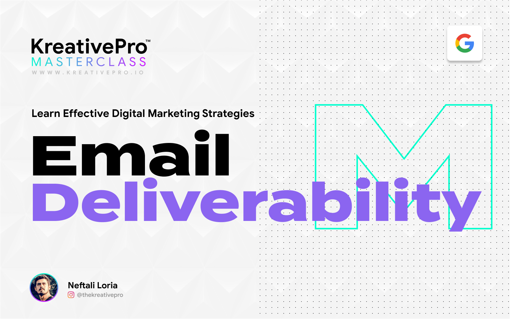 Marketing 2.3 - Email Deliverability