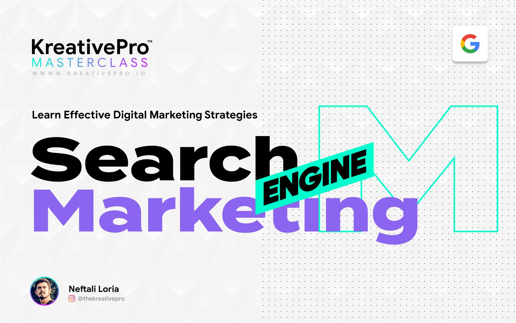 Marketing 3.2 - Search Engine Marketing