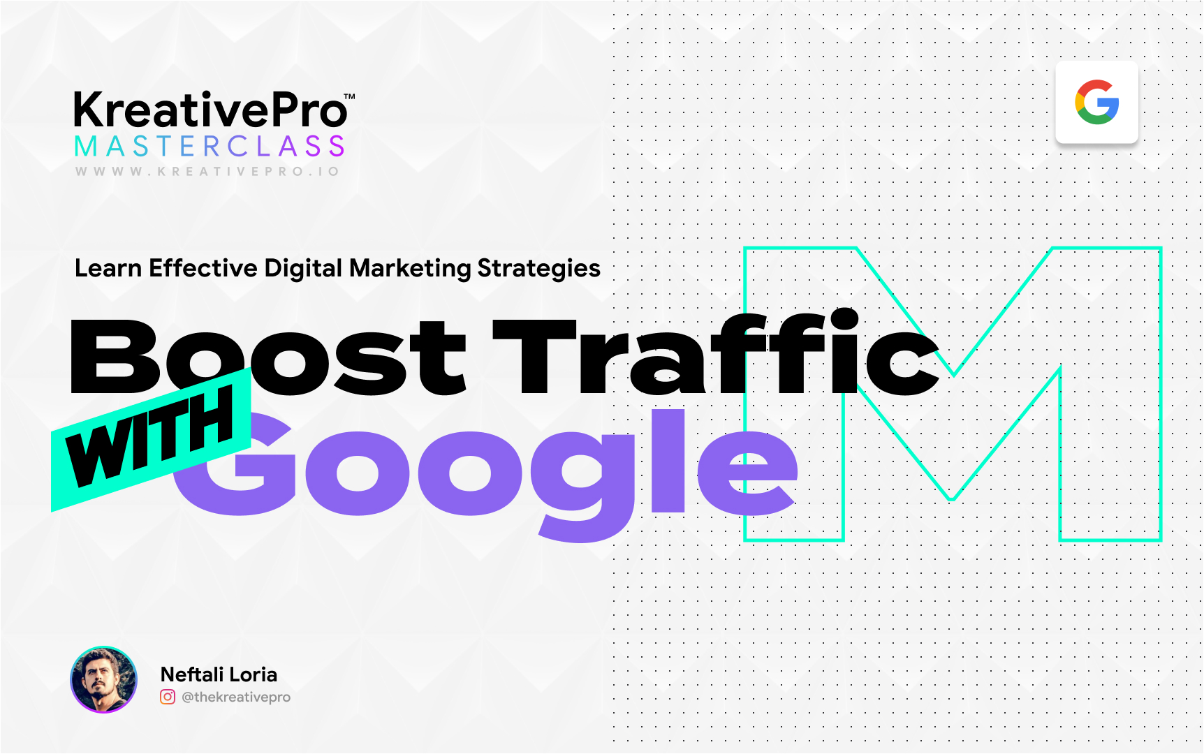 Marketing 4.4 - Boost Traffic with Google Ad Manager