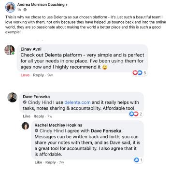 Delenta Review