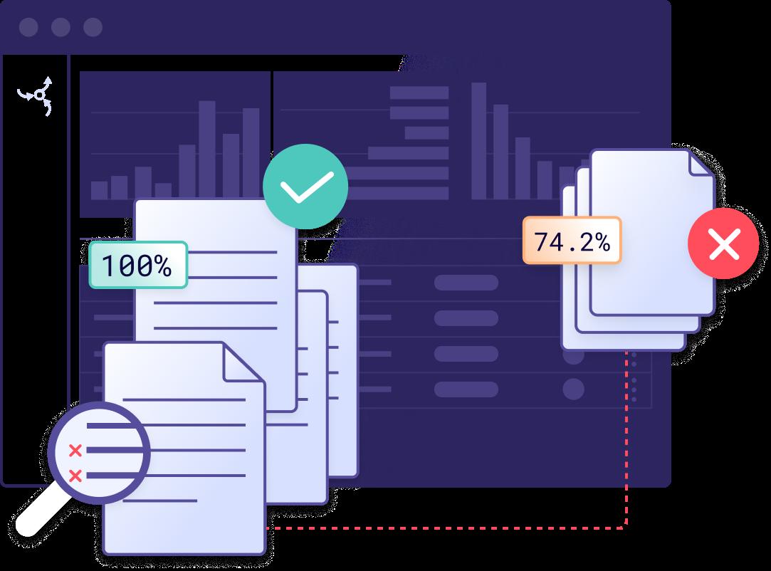 Comprehensive data evaluation