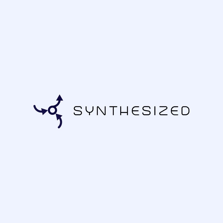 Synthesized
