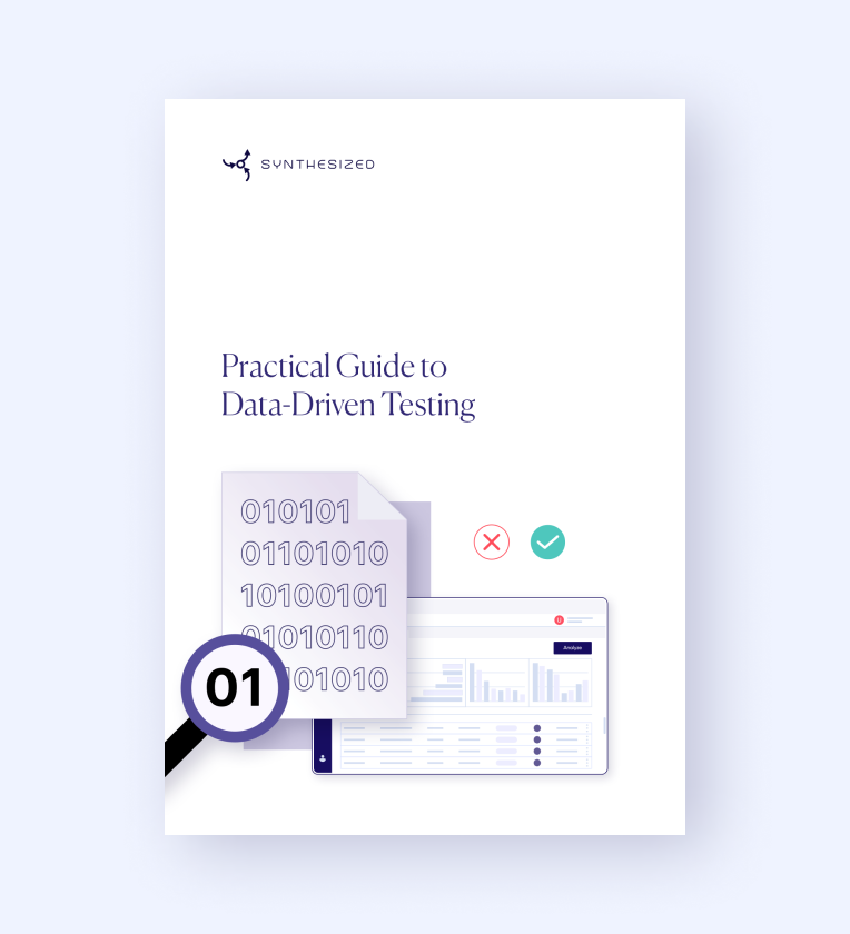 Practical Guide to Data-Driven Testing