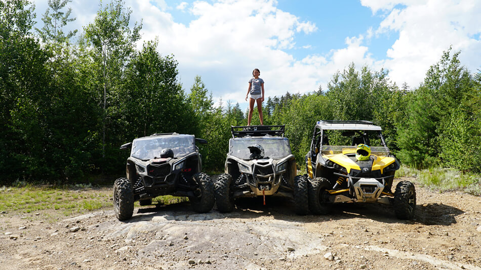 Reset Me Side by Side ATV Offroading