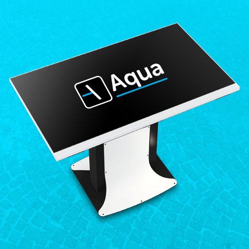Mesa touchscreen