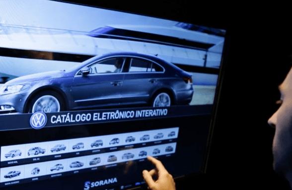 Showcase Veículos Volkswagen