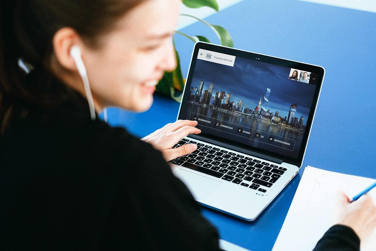 Catálogo interativo para vendas pela internet