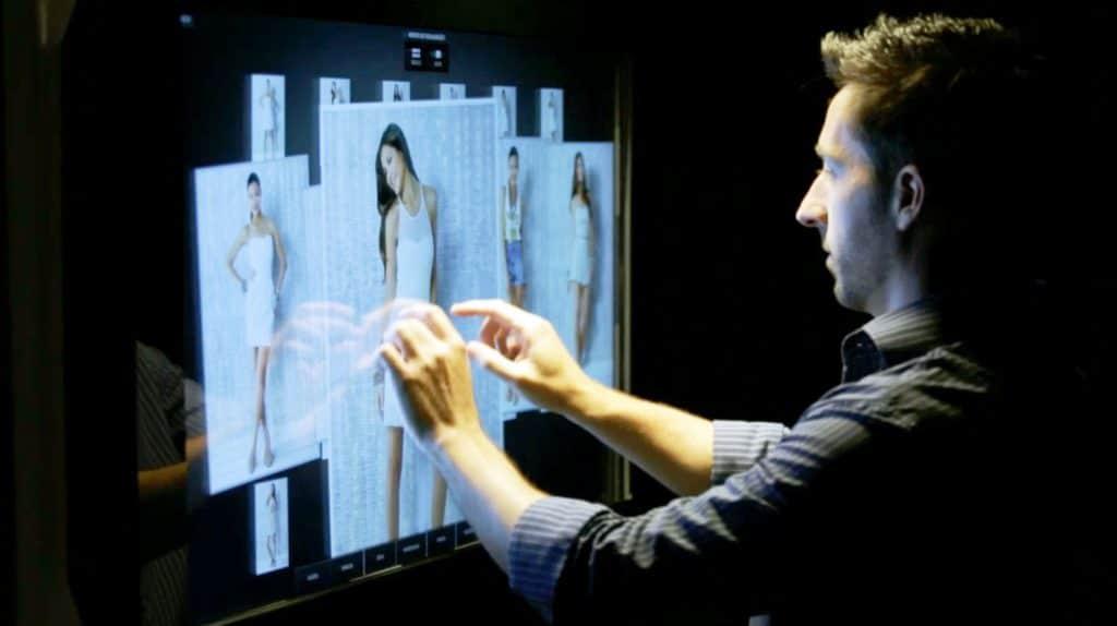 Catálogo interativo de moda
