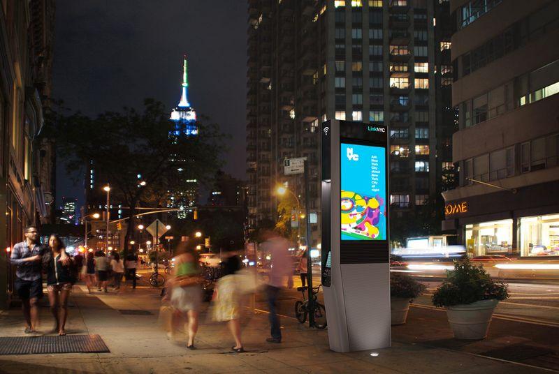 LynkNYC - computação pública em Nova Iorque