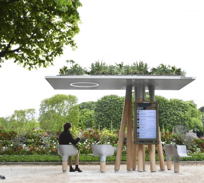 Mathieu - computação pública em Paris
